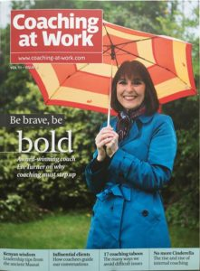 Coaching at Work - Vol 11 Issue 4