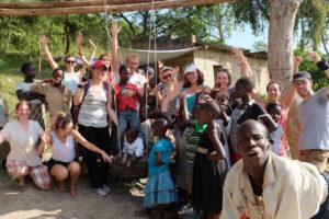 Eve Turner donates to The Uganda International Marathon 2016